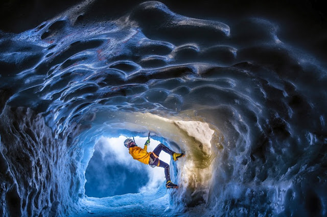 Ice Cave In Skaftafell (4)