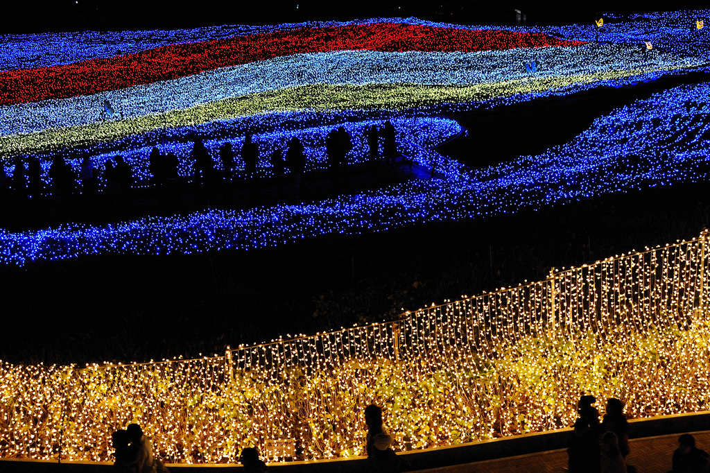 Light Festival in Japan (2)