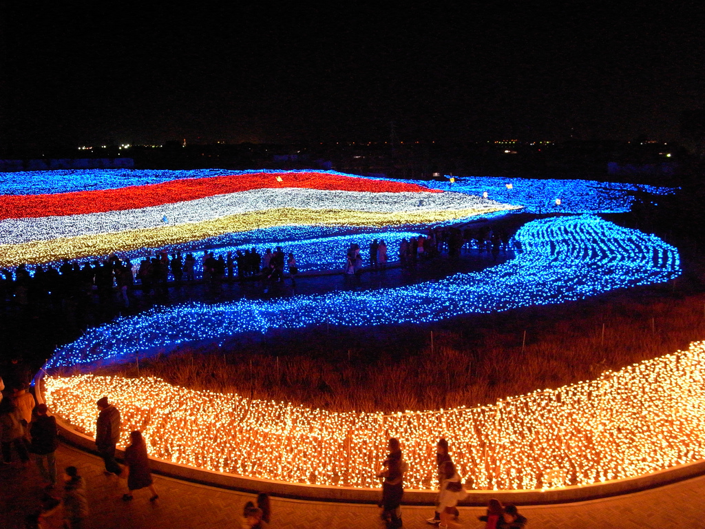 Light Festival in Japan (3)
