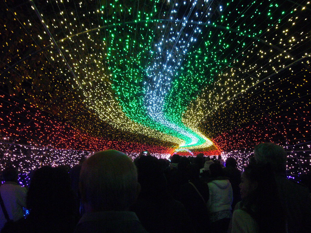 Light Festival in Japan (5)