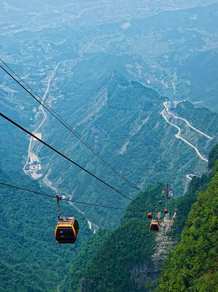 heaven gate mountain china (1)