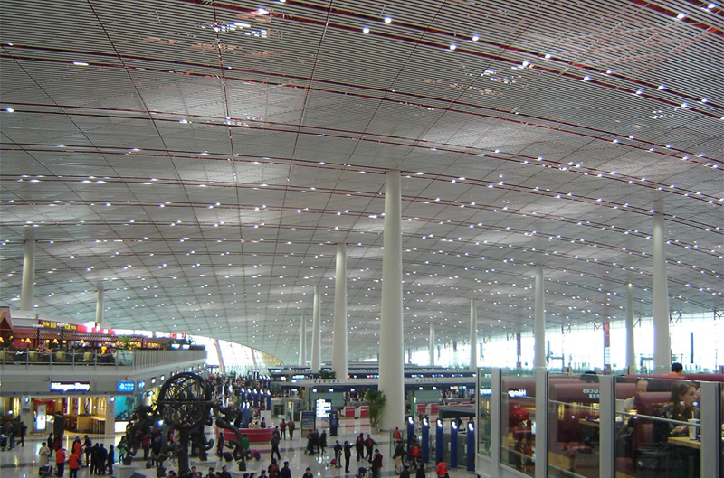 Beijing Capital International Airport2