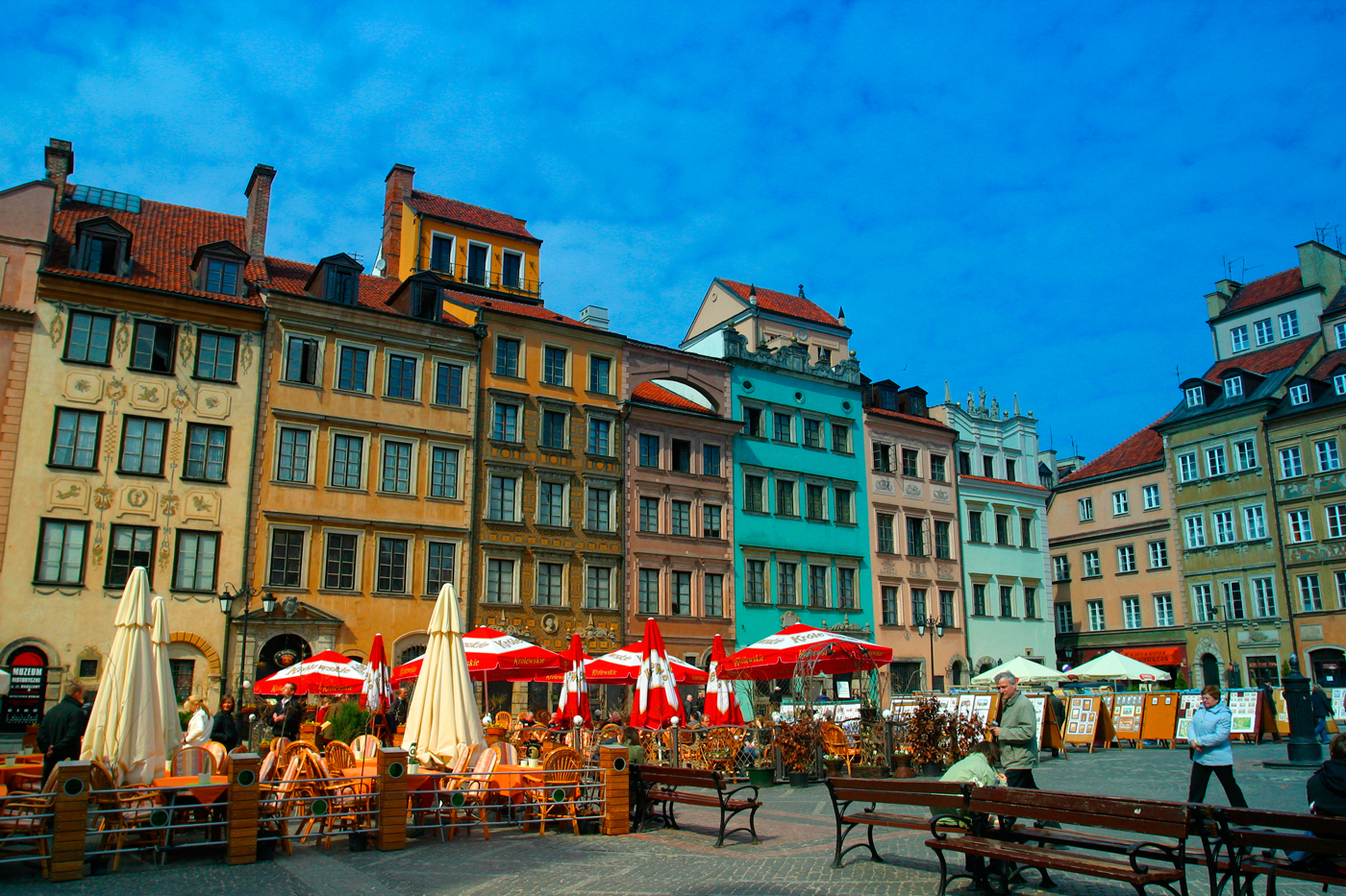 Castle-Square-Warsaw-Poland