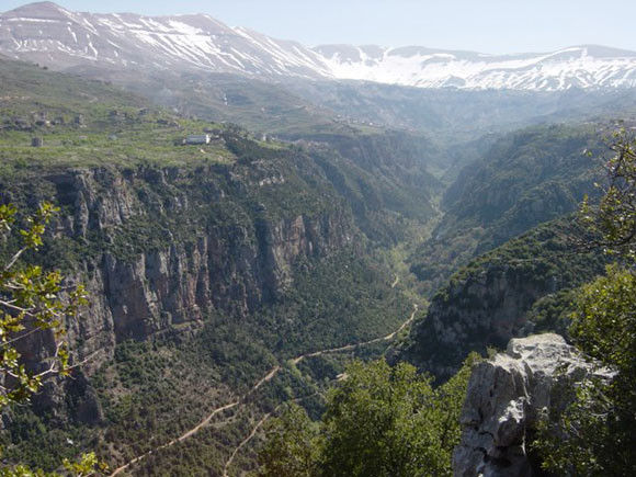 Kadisha Valley (1)