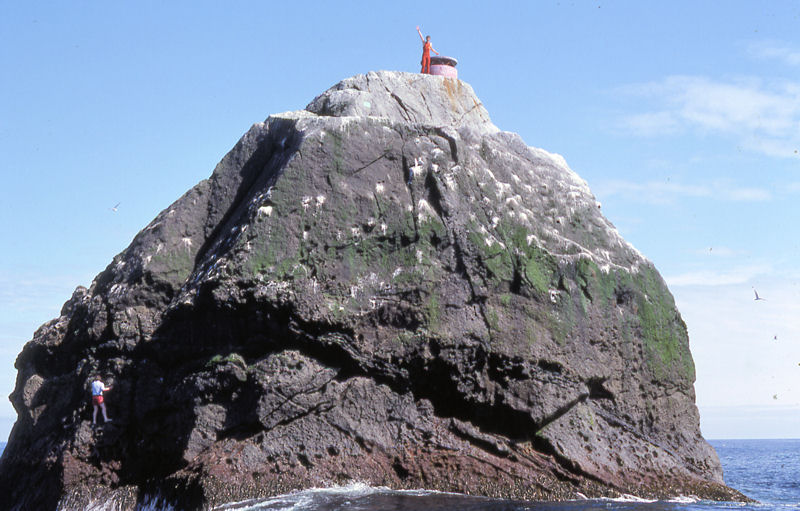 On-top-of-Rockall