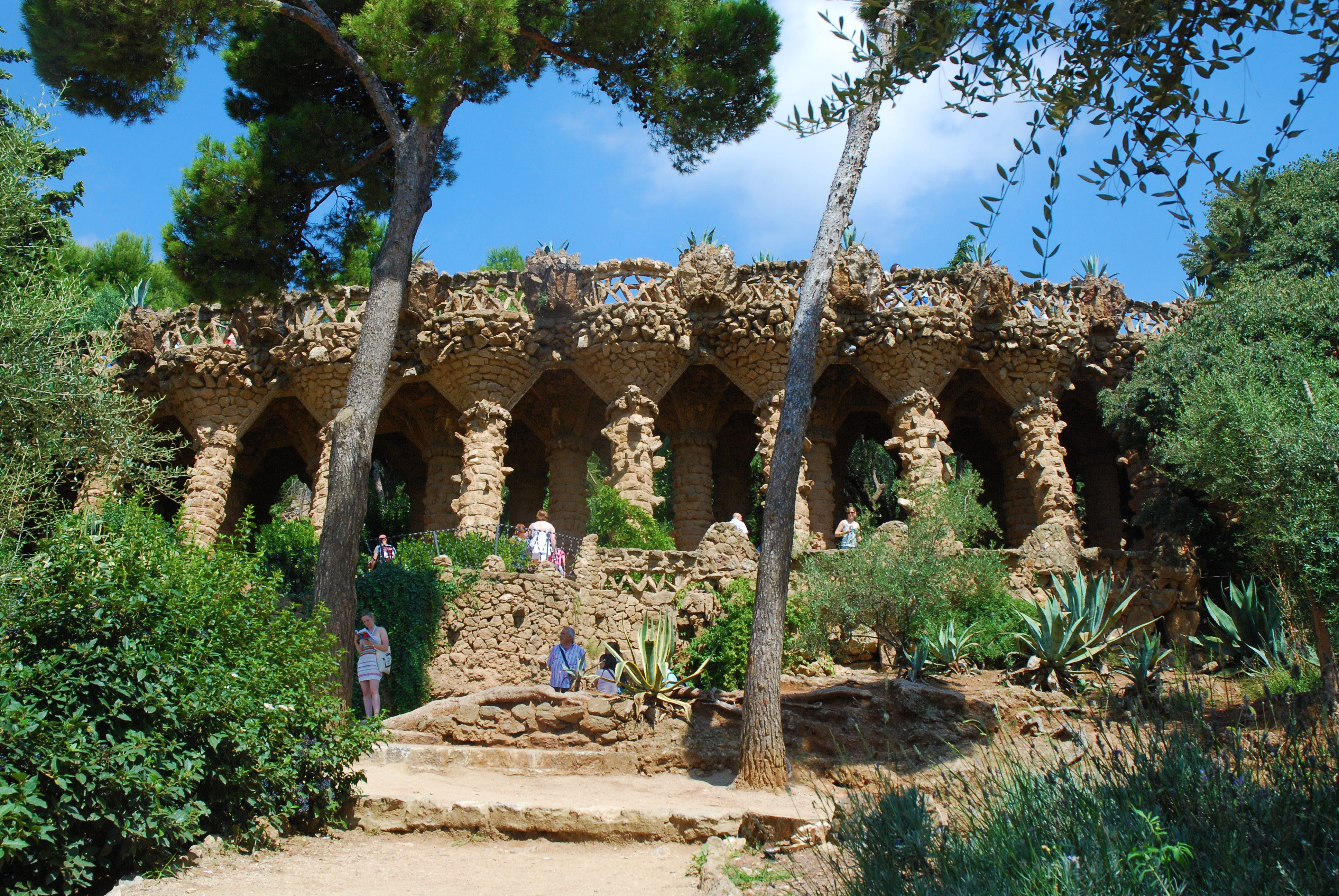 Parc_Guell_Barcelona (7)