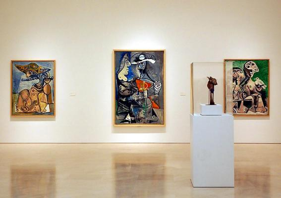 Picasso_Museum_Spain_gallery