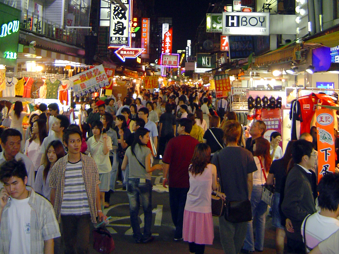 Shihlin night market2
