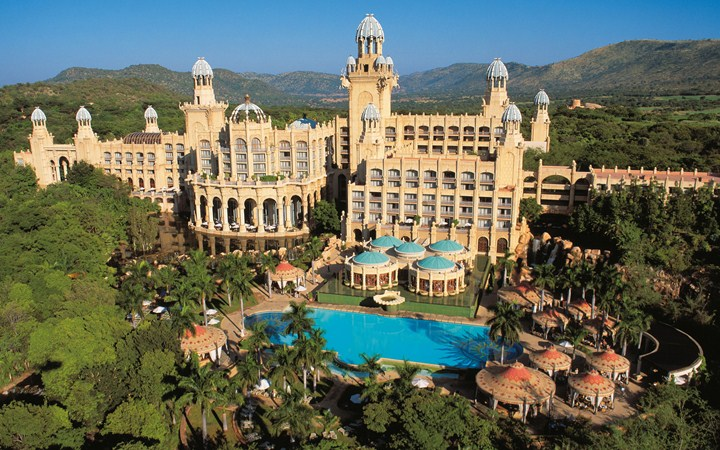 The Palace of the Lost City Hotel Sun City