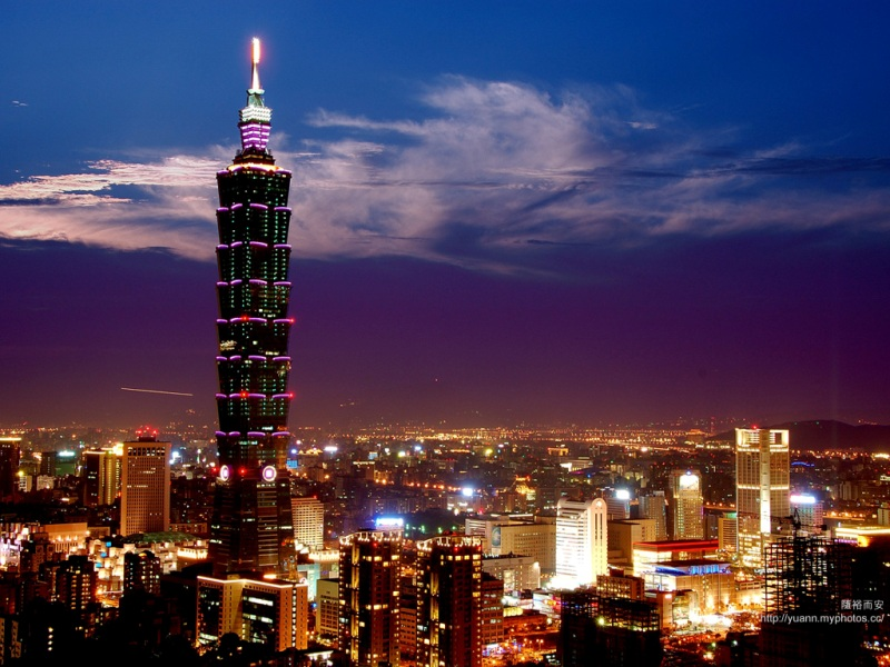 taipei-101-night-view