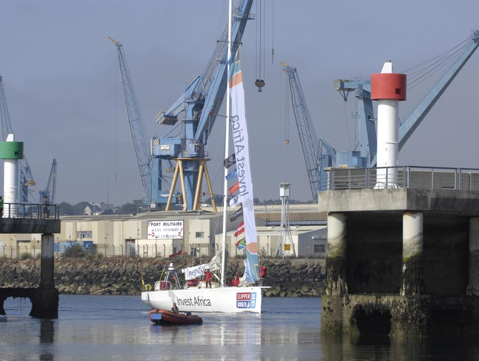 Clipper Round the World Yacht Race (1)