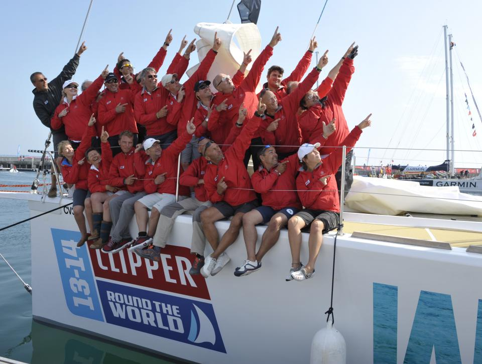 Clipper Round the World Yacht Race (10)