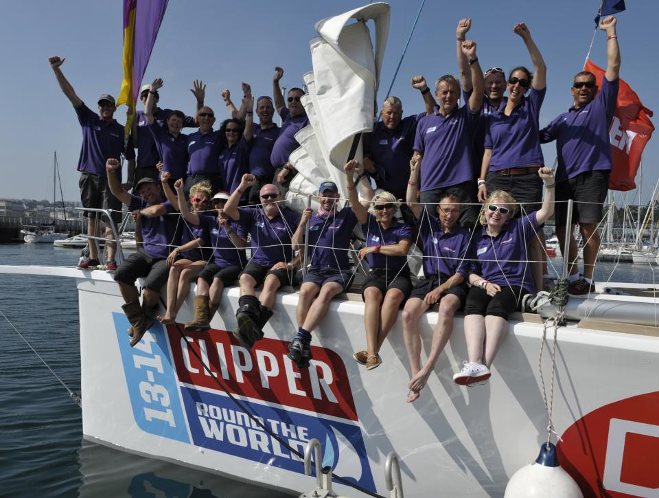 Clipper Round the World Yacht Race (11)