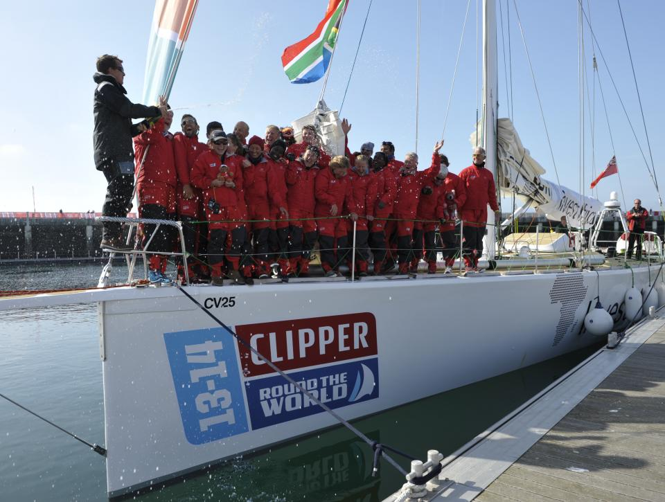 Clipper Round the World Yacht Race (12)