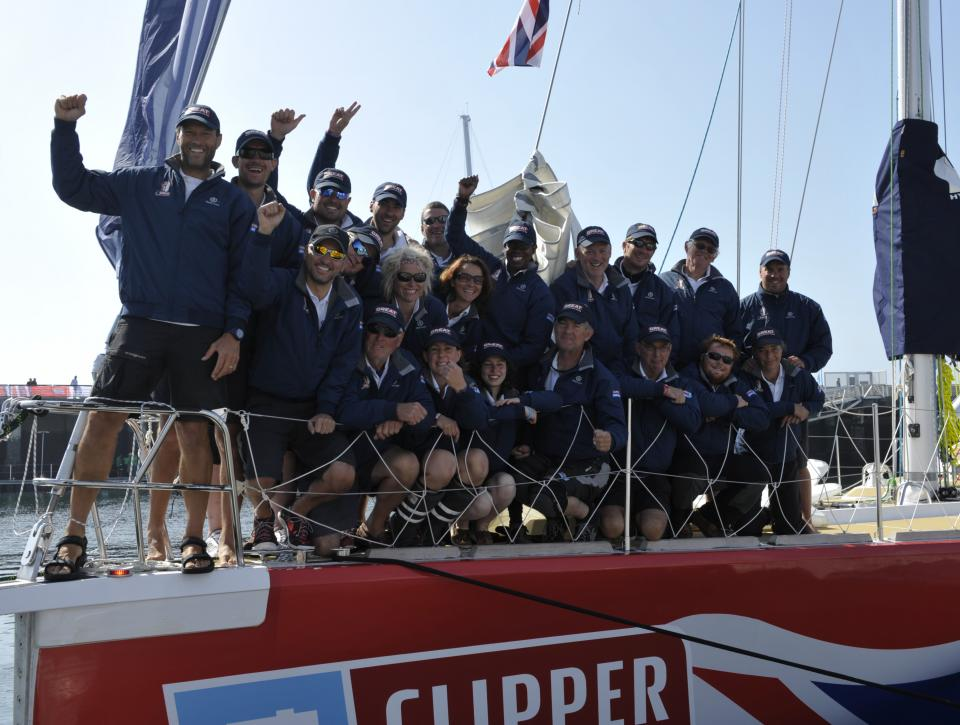 Clipper Round the World Yacht Race (2)