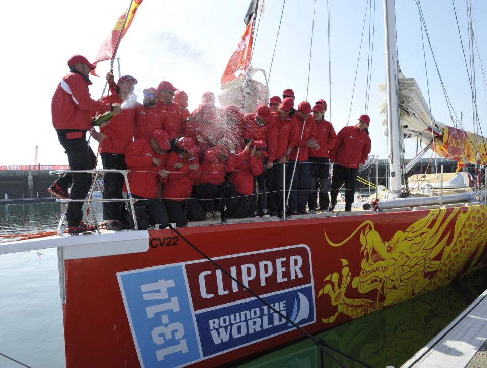 Clipper Round the World Yacht Race (3)