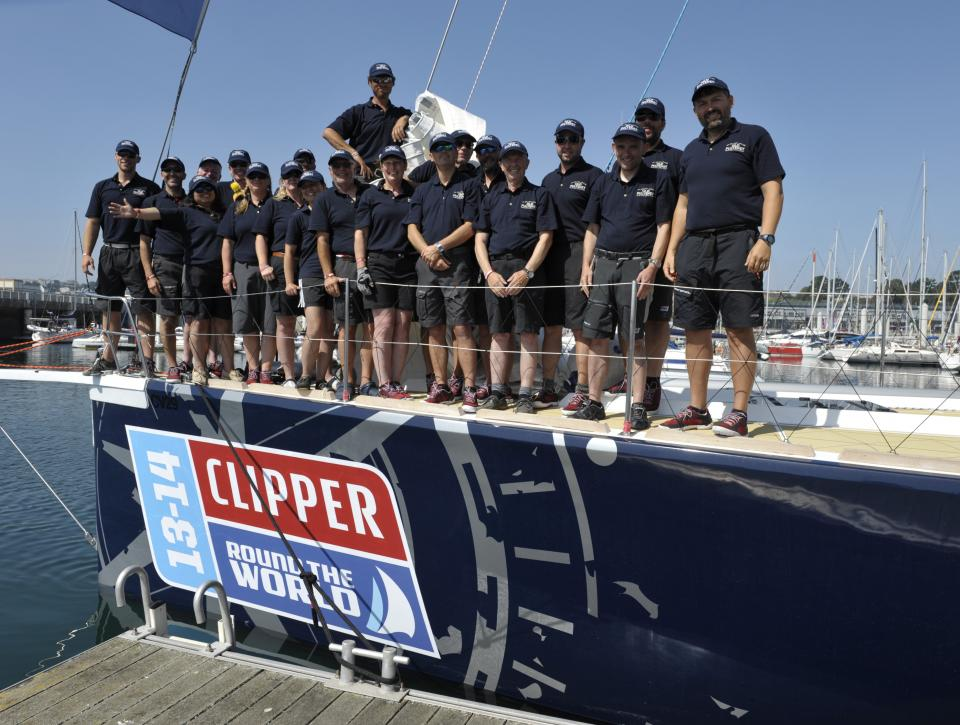 Clipper Round the World Yacht Race (4)