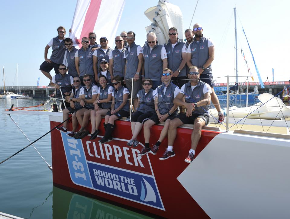 Clipper Round the World Yacht Race (6)