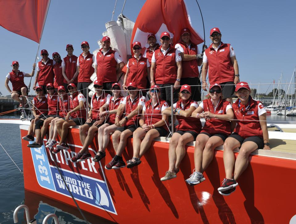 Clipper Round the World Yacht Race (7)