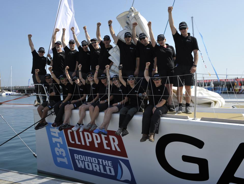 Clipper Round the World Yacht Race (8)
