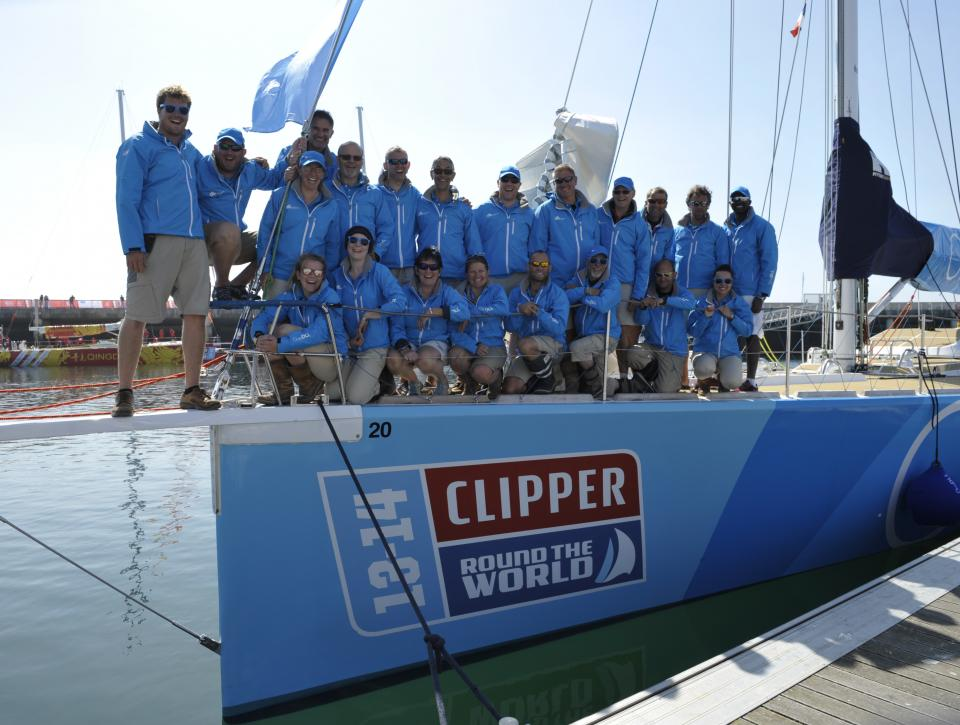 Clipper Round the World Yacht Race (9)