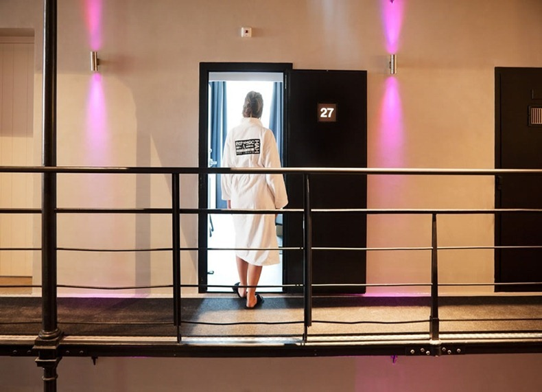Dutch prison turns into a luxury hotel (12)