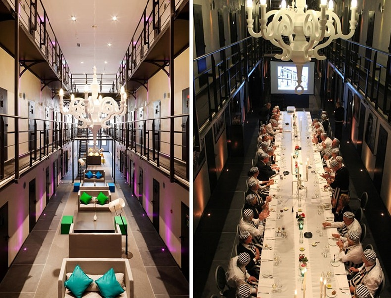 Dutch prison turns into a luxury hotel (3)