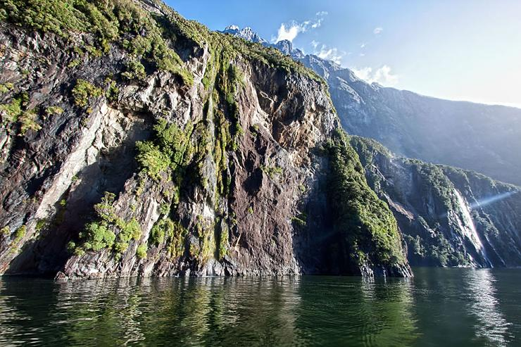 Strait of Milford Sound in New Zealand (21)