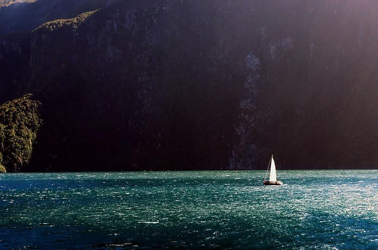 Strait of Milford Sound in New Zealand (22)