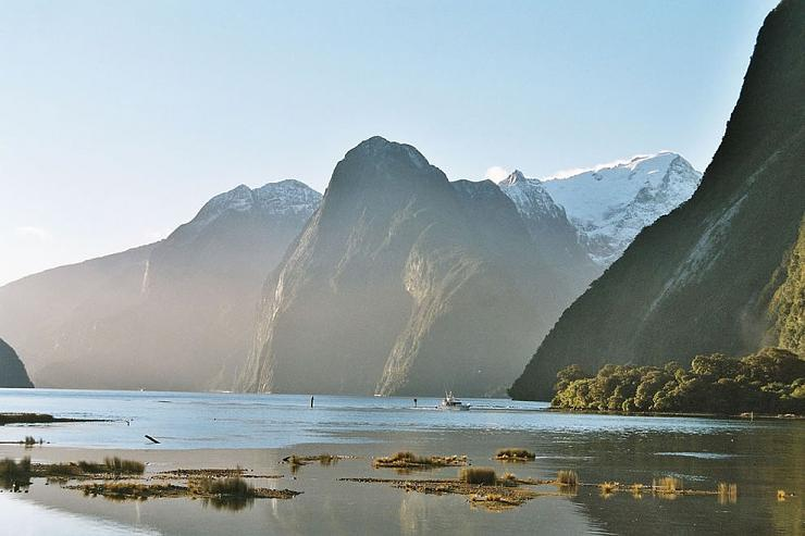 Strait of Milford Sound in New Zealand (26)