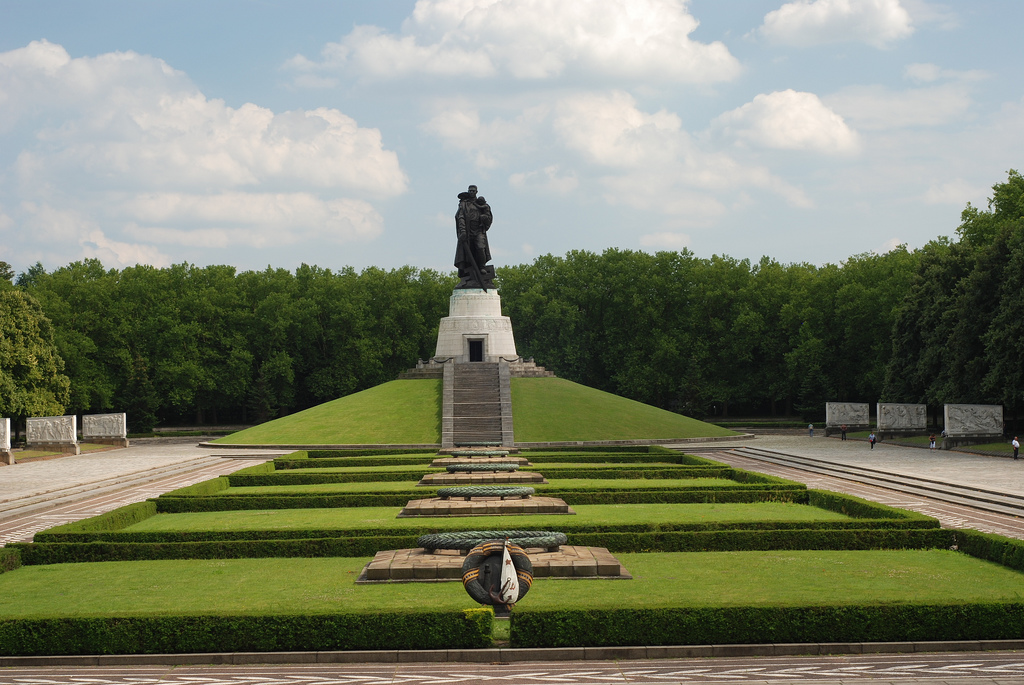 Treptower Park Berlin