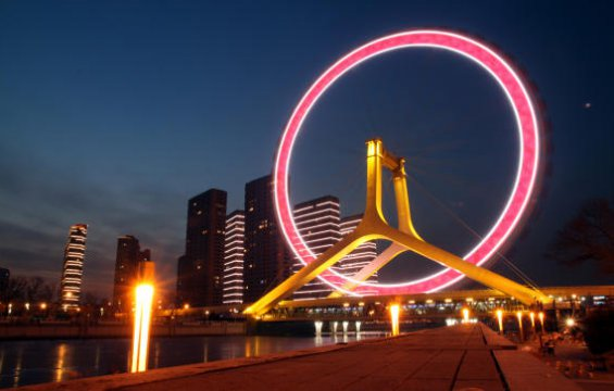 The-Eye-Of-Tianjin-China