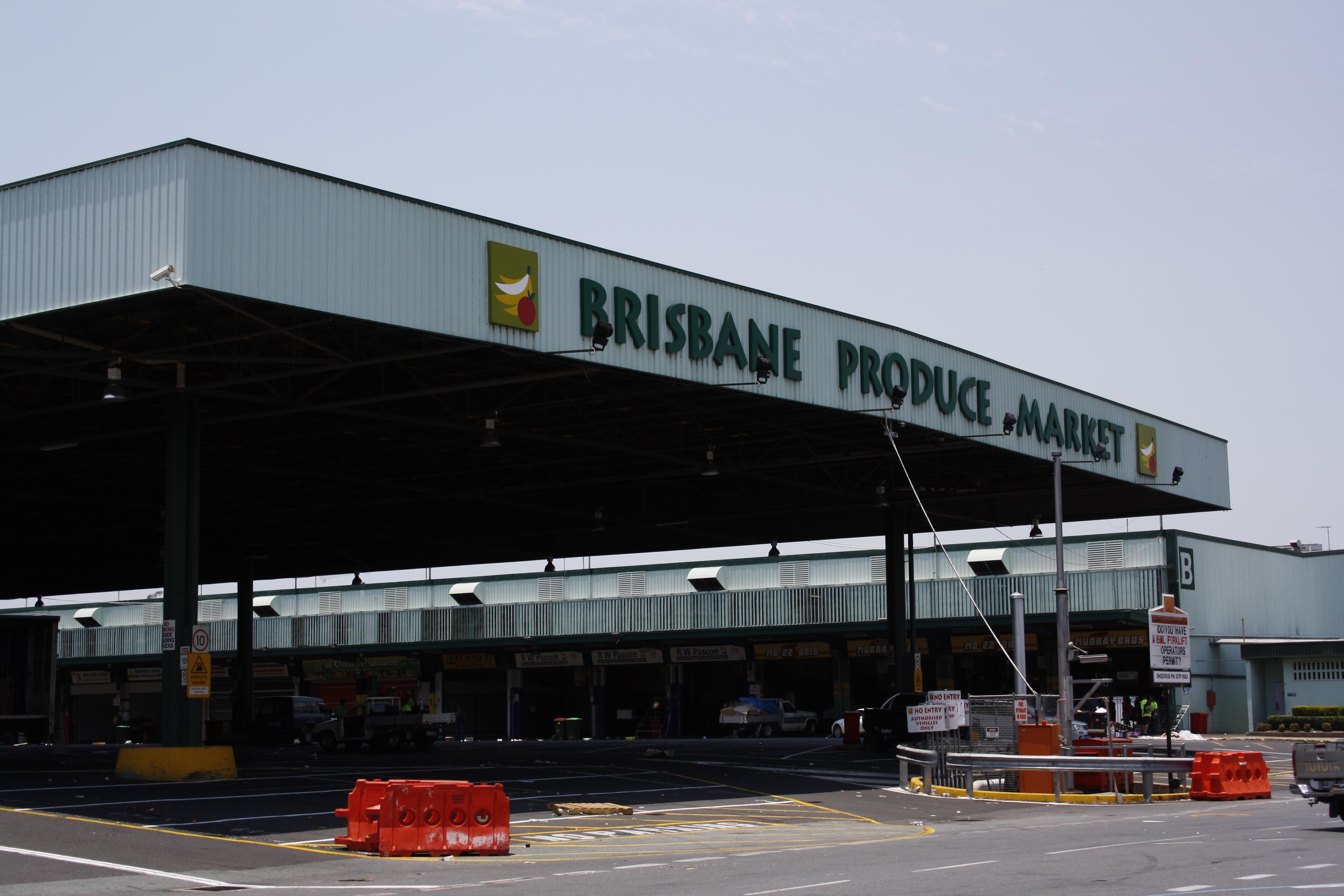 Markets Brisbane