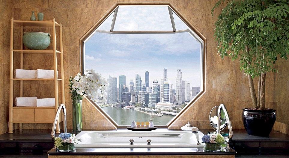 Ritz Carlton Hotel Singapore